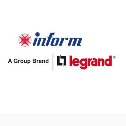 Imagem do fabricante INFORM (Grupo Legrand)