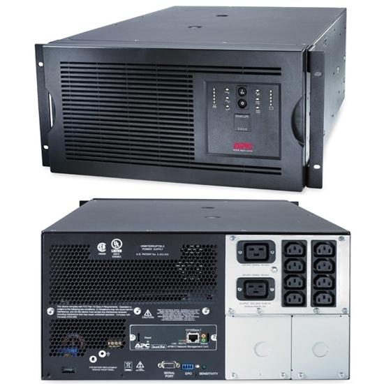 Imagem de APC SMART UPS 5000VA (5kVA) RACK
