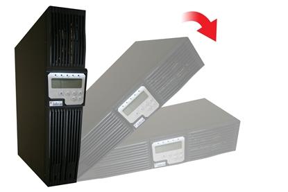 Imagem de UPS INFORM, SINUS, ON-LINE 1000VA (1kVA), RACK/TORRE
