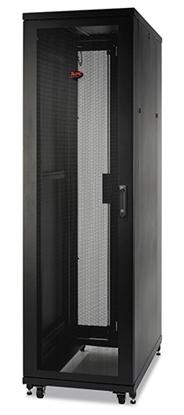 Imagem de (Desmontado) Bastidor APC NetShelter SV 42U 600mm Wide x 1060mm Deep Enclosure with Sides Black