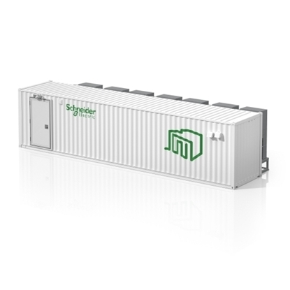 Imagem de All In One ISO Container 75kW 12rack InRow DX 480
