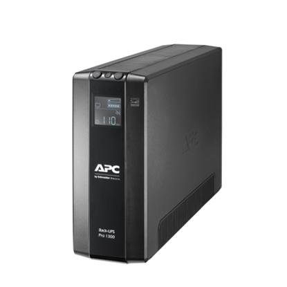 Imagem de Back UPS Pro BR 1300VA, 8 Saídas, AVR, Interface LCD